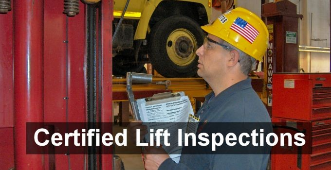 Certified Lift Inspections