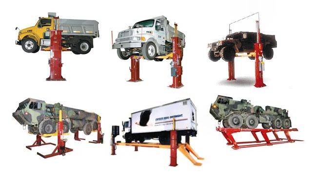 Mohawk lifts available with NJ & NY state contracts